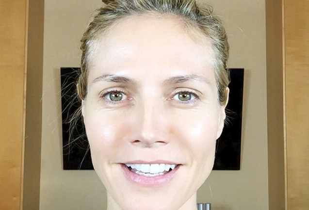 The 8 Most Stunning Celebs without Makeup