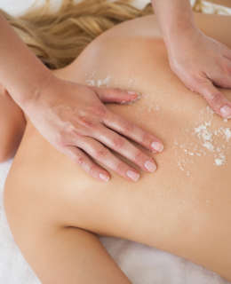 best body exfoliation frequency